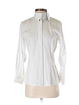 Pendleton Long Sleeve Button-Down Shirt Size 4 (Petite)
