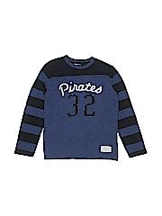 Gap Kids Boys 3/4 Sleeve T-Shirt Size L (Youth)