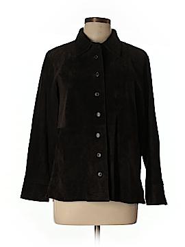 Rem Garson Leather Jacket Size L