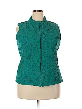 Basic Editions Vest Size XL