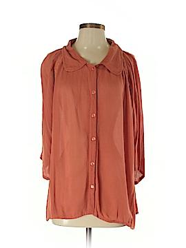 Subtle Luxury 3/4 Sleeve Blouse Size S