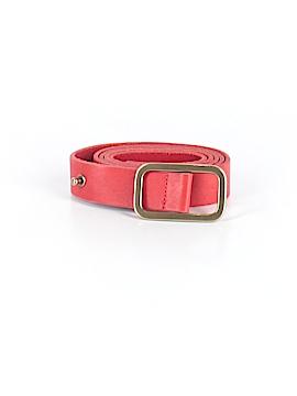 J. Crew Leather Belt Size L