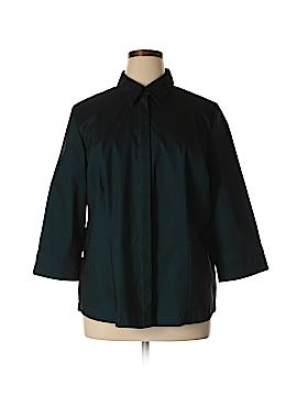 Venezia 3/4 Sleeve Blouse Size 20 (Plus)