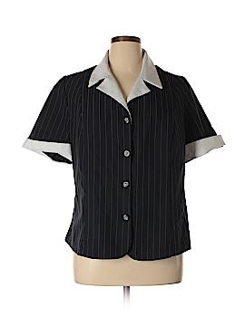 Elizabeth Short Sleeve Blouse Size 18 (Plus)