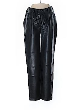 Ann Taylor Leather Pants Size 0