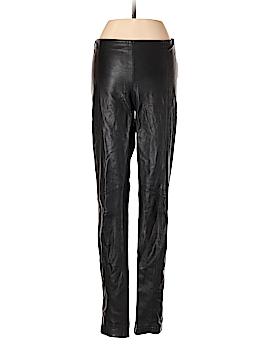 June Leather Pants Size 4