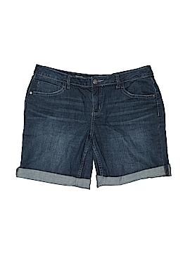 Simply Vera Vera Wang Denim Shorts Size 6