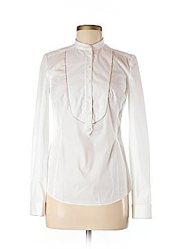 Karen Millen Long Sleeve Button-Down Shirt Size 6
