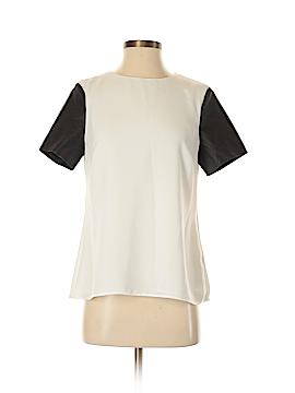 Oasis Short Sleeve Blouse Size 36 (EU)