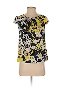 Anne Klein Short Sleeve Blouse Size P (Petite)