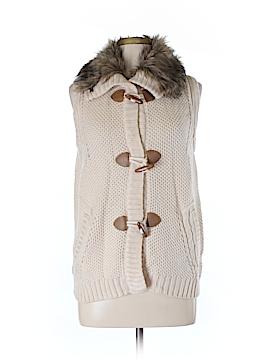 Pink Republic Faux Fur Vest Size XS