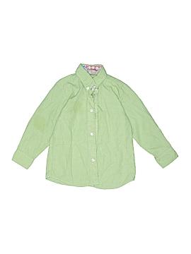 Le' Za Me Long Sleeve Button-Down Shirt Size 3T