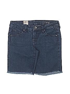Volcom Denim Shorts Size 1