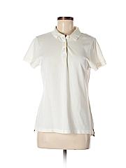 J. Crew Women Short Sleeve Polo Size L