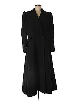 Laura Ashley Wool Coat Size 8