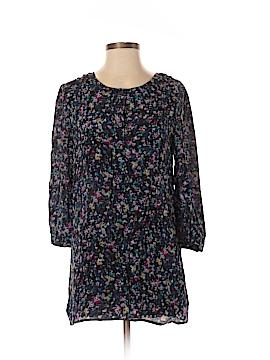 Fei 3/4 Sleeve Silk Top Size 4