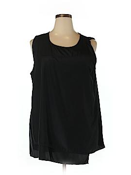 MBN Sleeveless Blouse Size 2X (Plus)