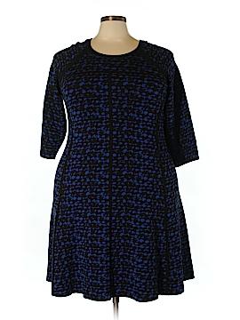 Taylor Casual Dress Size 3X (Plus)