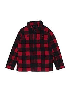 Lands' End Fleece Jacket Size 8