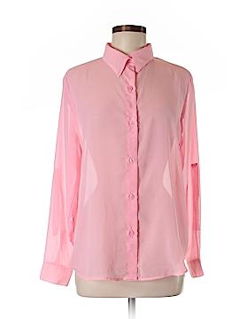 Nasty Gal Inc. Long Sleeve Blouse Size M