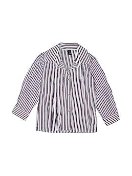 Class Club Long Sleeve Button-Down Shirt Size 5