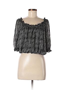 Max Studio 3/4 Sleeve Blouse Size L (Petite)