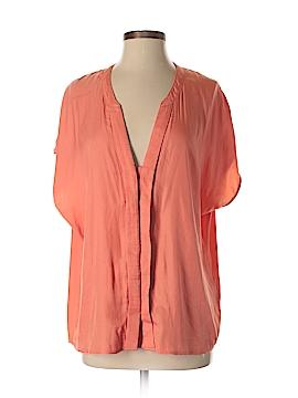 Zoa Short Sleeve Blouse Size S