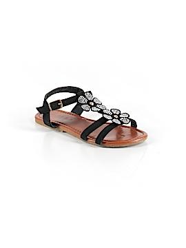 QQ Girl Sandals Size 2