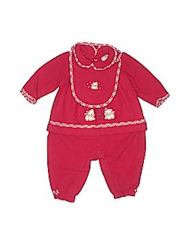 Baby Okie Dokie Fleece Jacket Size 6-9 mo