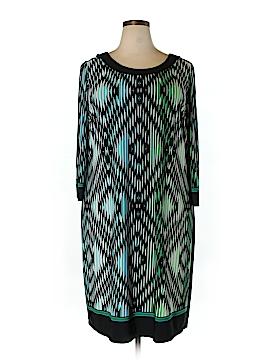 London Times Casual Dress Size 18w (Plus)