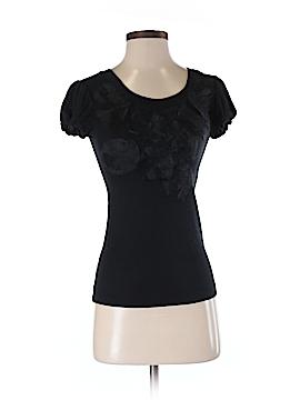 Burlapp Short Sleeve Top Size XS