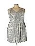 Misa Los Angeles Women Casual Dress Size 3X (Plus)