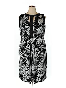 Sangria Casual Dress Size 18w (Plus)