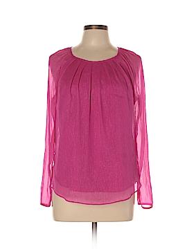 I Heart Ronson Long Sleeve Blouse Size L