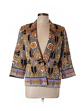 Laundry by Shelli Segal Silk Blazer Size 12