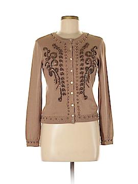 Alfani Silk Cardigan Size S (Petite)