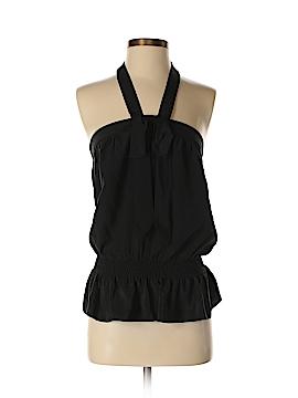 Nanette Lepore Sleeveless Silk Top Size 4