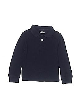OshKosh B'gosh Long Sleeve Polo Size 4T
