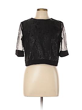 Mossaic 3/4 Sleeve Blouse Size 10