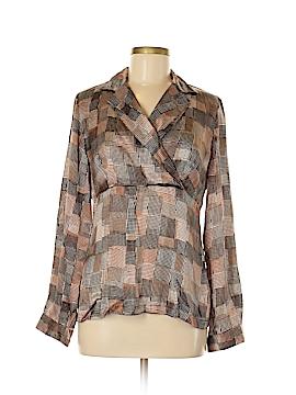 Pendleton Long Sleeve Blouse Size 6