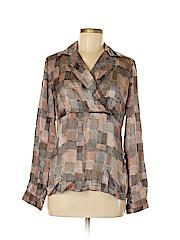 Pendleton Women Long Sleeve Blouse Size 6