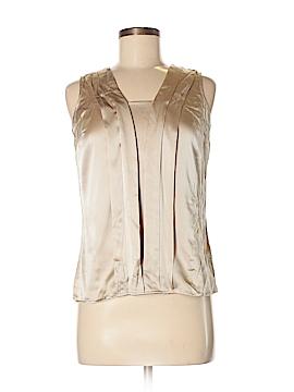 White Stag Sleeveless Silk Top Size XXS
