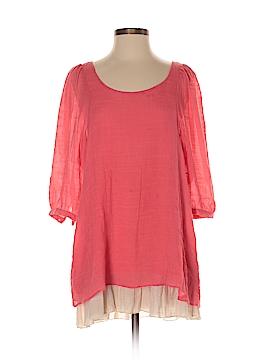 Love Julian 3/4 Sleeve Blouse Size S