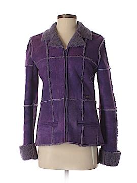 Chanel Identification Leather Jacket Size 38 (EU)