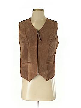 Jantzen Classics Leather Jacket Size S
