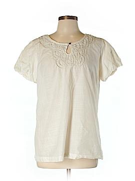Tommy Hilfiger Short Sleeve Blouse Size XL
