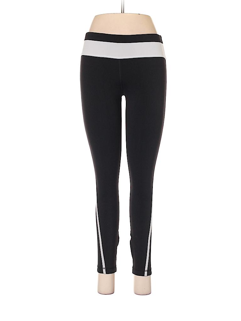 d650ae5c8c1e0 Lululemon Athletica Color Block Black Active Pants Size 6 - 61% off ...
