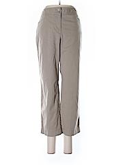 Ann Taylor LOFT Women Khakis Size 8 (Petite)