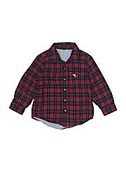 Baby Gap Boys Long Sleeve Button-Down Shirt Size 3