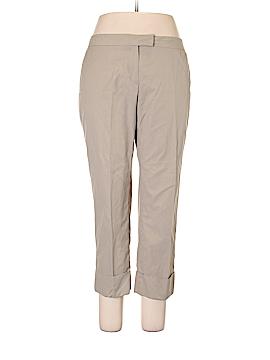 Simply Vera Vera Wang Khakis Size 12